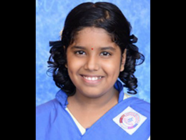 Sharada vidyalaya student donates her body to hospital
