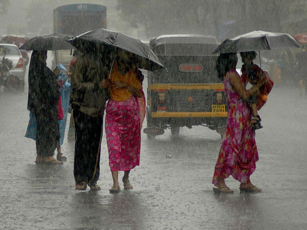 Rain forecast in south interior Karnataka for two more days