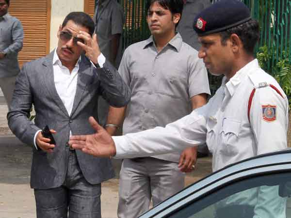 Enforcement Directorate summons Robert Vadra in land deal case
