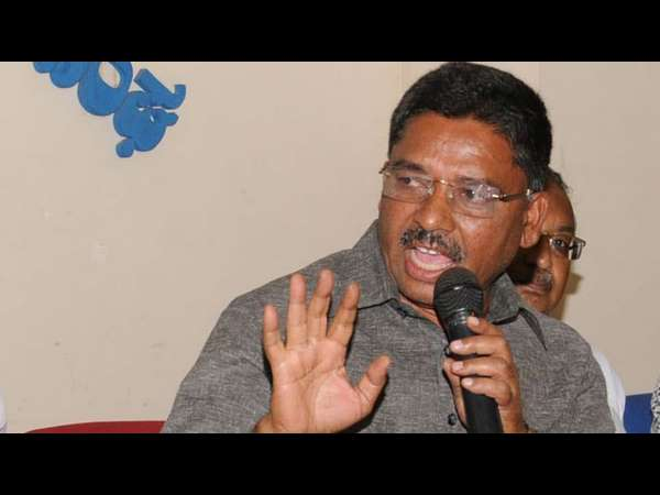 Bellary LS by poll : I have no tension expecting huge victory : VS Ugrappa