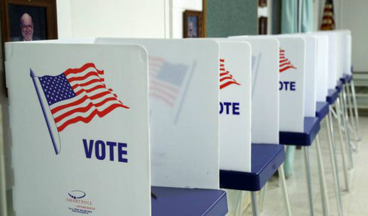 detroit voting machine missing voters turned away