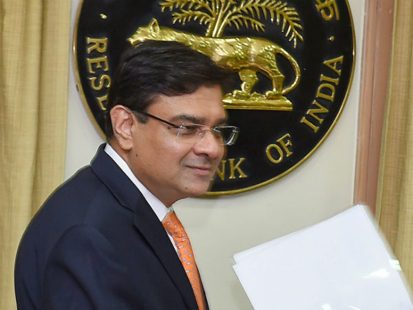 RBI governor urjit Patel currency reserves parliamentary finance standing committee government