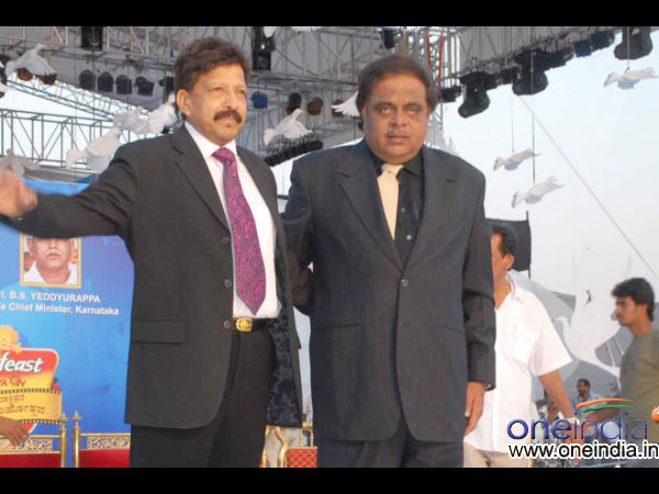 actor ambarish was leader lead the kannada film industry