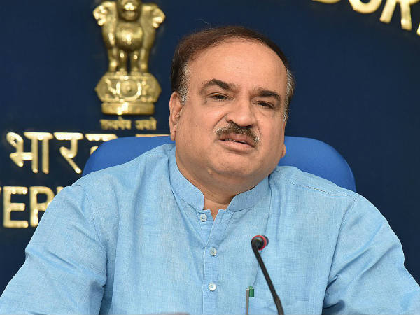 We Could Not Get Ananth Kumar Interview