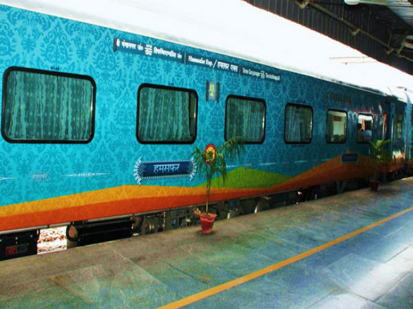 Railways to launch Shri Ramayana Express from November 14: Check booking, price and other details