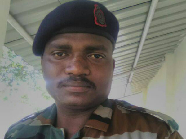Soldier has died suspiciously in Mathura
