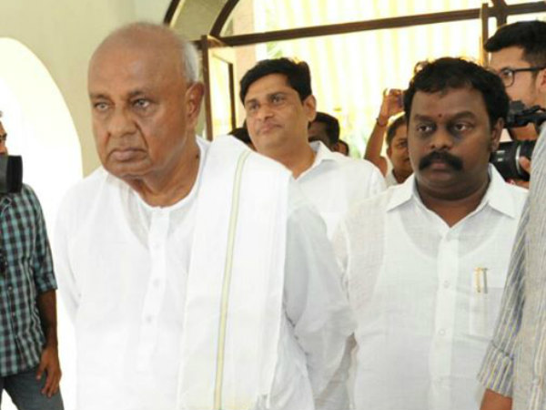 JDS-Congress government stable says HD Deve Gowda