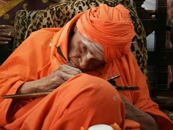Siddaganga seer discharged from BGS hospital