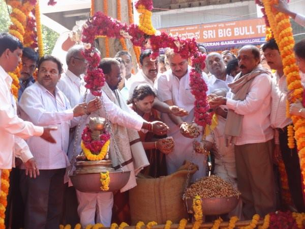 Many recall late Ananth Kumar at Kadalekai Pareeshe