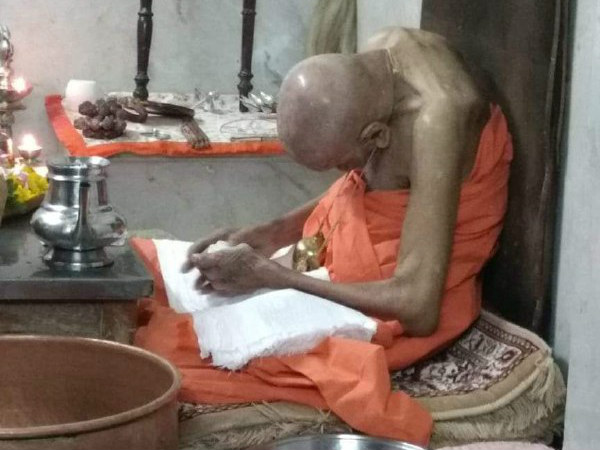 Tumkuru: Siddaganga Sri Shivakumar Swamijis health is stable