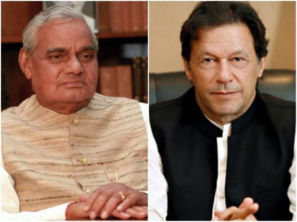 What former PM Vajpayee told Imran Khan on Kashmir issue?