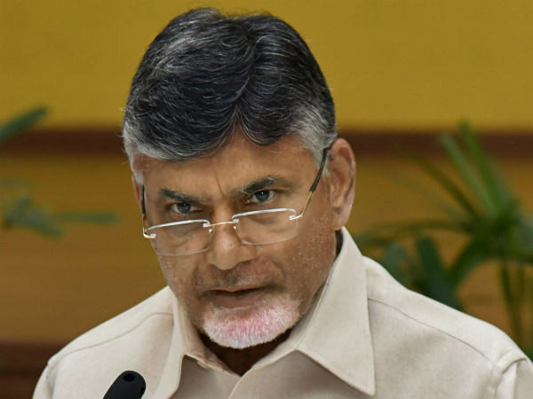 Chandrababu Naidu criticises KCR and PM Modi meet