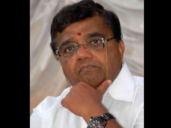 ಚೆಕ್ ಬೌನ್ಸ್ ಪ್ರಕರಣ : ನಟ, ನಿರ್ಮಾಪಕ ದ್ವಾರಕೀಶ್ ಗೆ ಸಂಕಷ್ಟ
