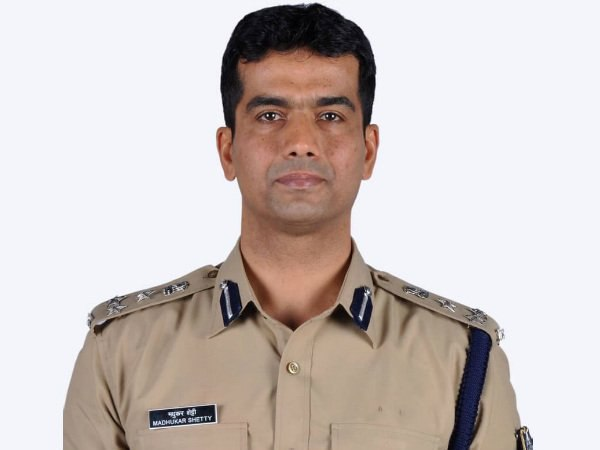 IPS officer Madhukar Shetty no more