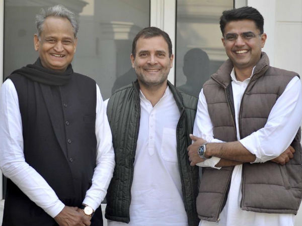 Ashok Gehlot to be Rajasthan chief minister say sources
