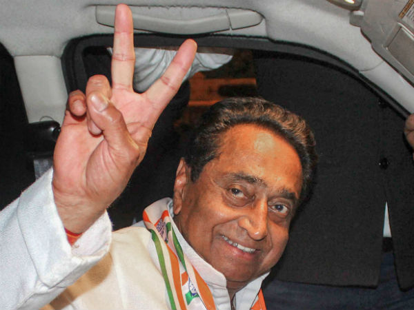 Kamal Nath will take oath as Madhya Pradesh CM on December 17