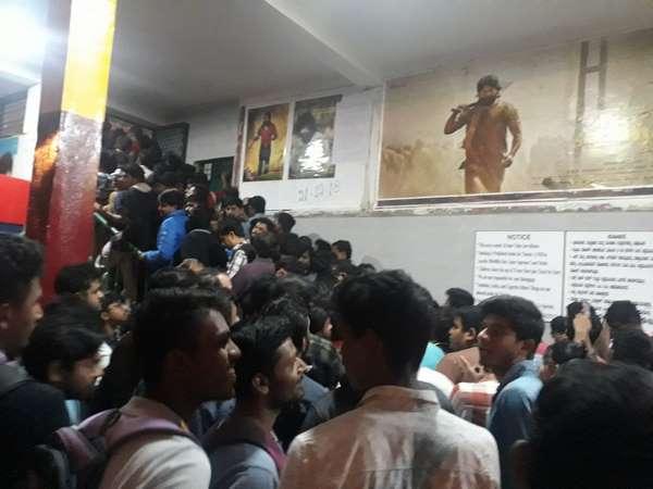 My Experience Of Watching Kgf Kannada Movie