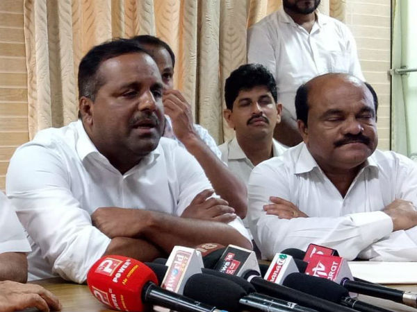 BJP disturbed the Belagavi session on silly issues: U T Khadar