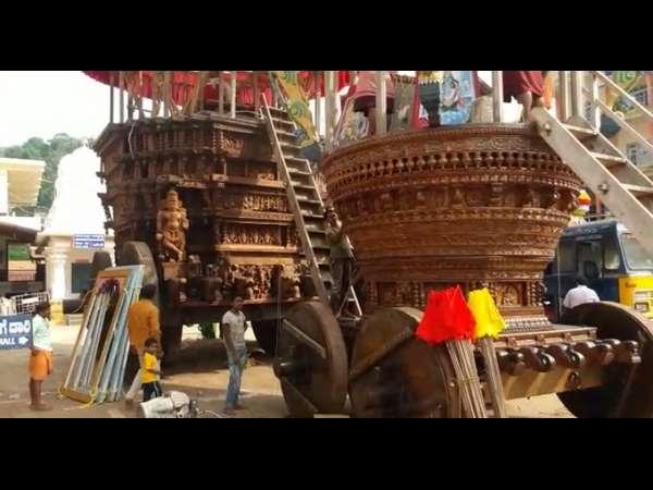 400 ವರ್ಷ ಹಳೆಯ ಬ್ರಹ್ಮರಥಕ್ಕೆ ಇದು ಕೊನೆಯ ಚಂಪಾಷಷ್ಠಿ