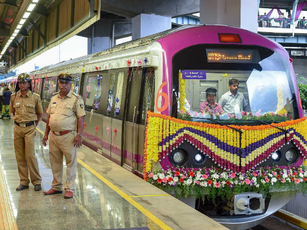 Namma metro Green line will get 6 coaches from January
