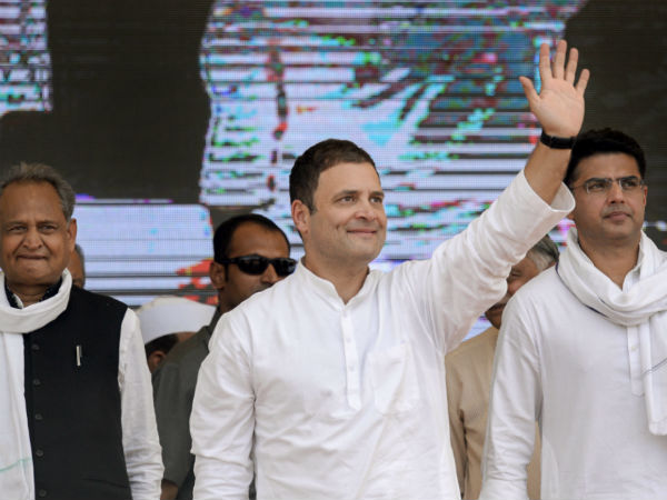Rahul Gandhi to hold meetings with Chief Ministerial probables