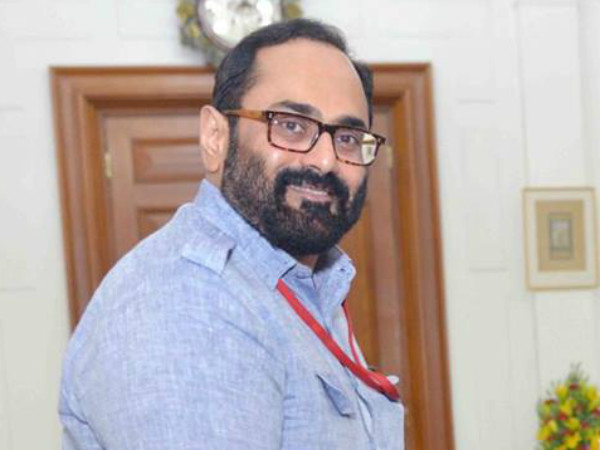 MP Rajeev Chandrasekhar urges to take action to prevent child abuse in India
