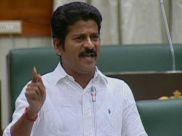 Telangana Congress working president Revanth Reddy arrested