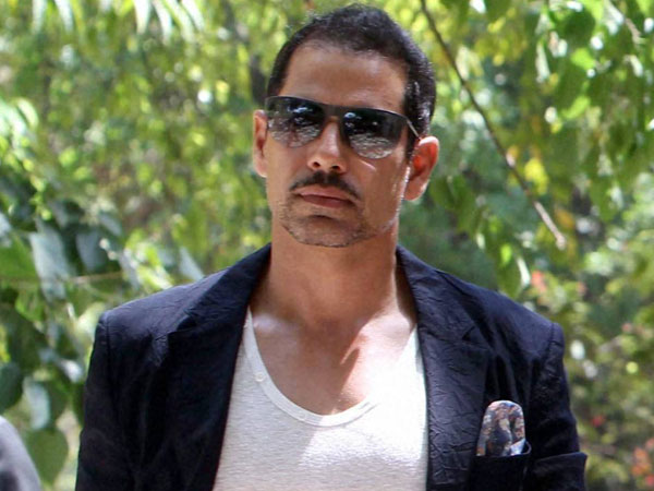 ED searches premises of three aides of Robert Vadra