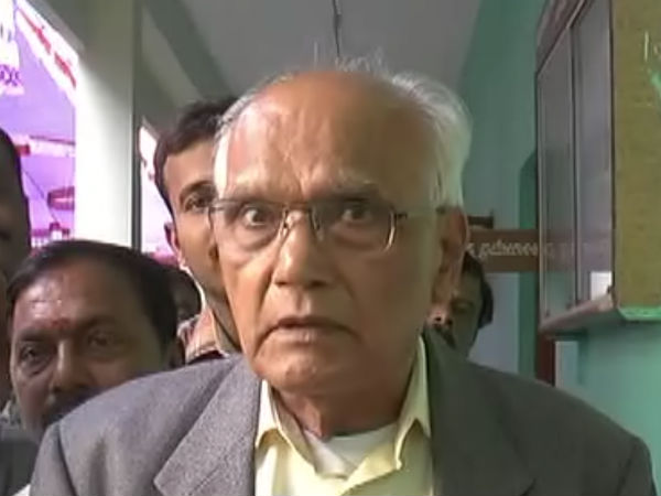 SL Bhyrappa urges court to punish temple tragedy culprits quickly