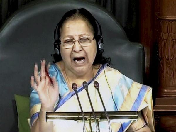 ಇಂದೋರ್ : ಸುಮಿತ್ರಾ ಮಹಾಜನ್ ಬದಲಿಗೆ ಲಾಲ್ವಾನಿಗೆ ಟಿಕೆಟ್