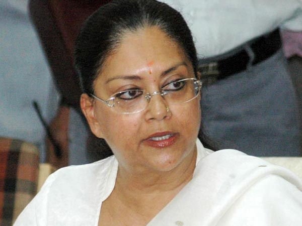 Rajasthan assembly elections 2018: Vasundhara Raje resigns as CM