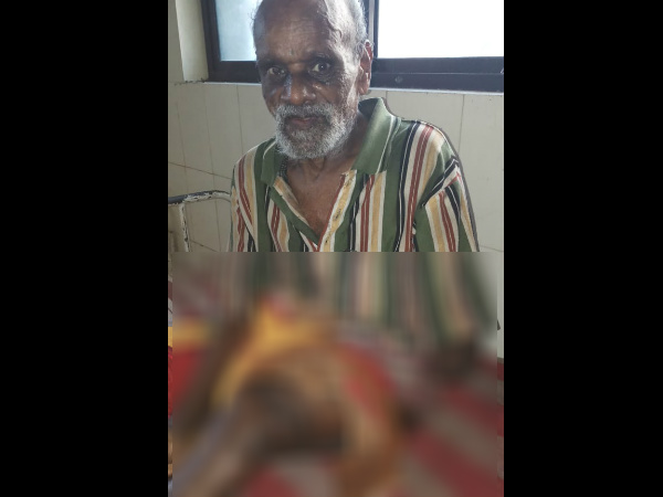 Physically handicapped senior citizens heart disturbing incident from Udupi