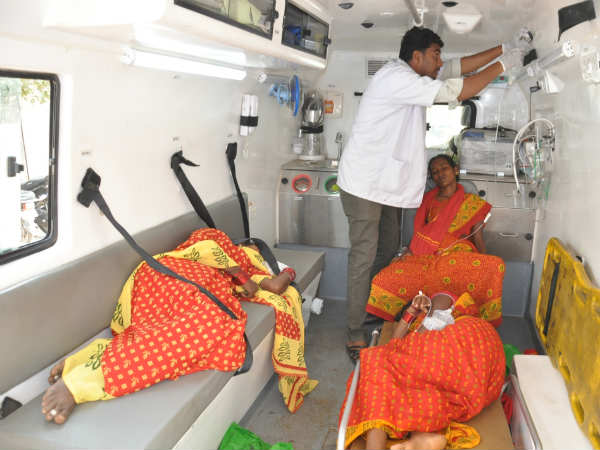 More than 40 people admitted in Mysuru K R Hospital on Chamrajanagar incident.