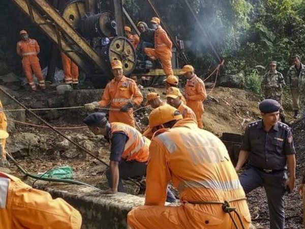 Meghalaya mine tragedy: Navy divers to join rescue operations