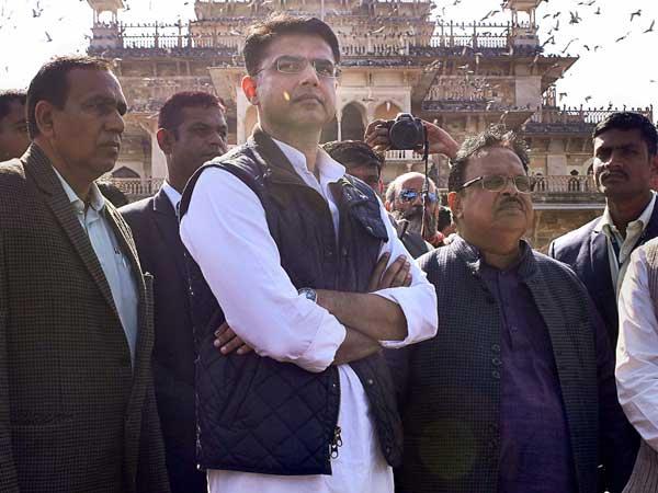 ರಾಜಸ್ಥಾನ : ಸಚಿನ್ ಪೈಲಟ್ ಅತ್ಯಂತ ಕಿರಿಯ ವಯಸ್ಸಿನ ಡಿಸಿಎಂ