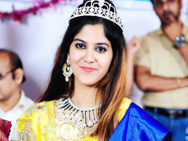 Mysuru girl Apoorva Jain selected to Miss India competition
