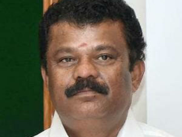 Tamil Nadu minister P Balakrishna Reddy resigns after court sentences him to 3 years in jail