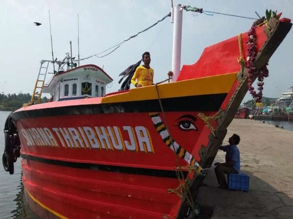 No Clue about missing fishermen of Malpe