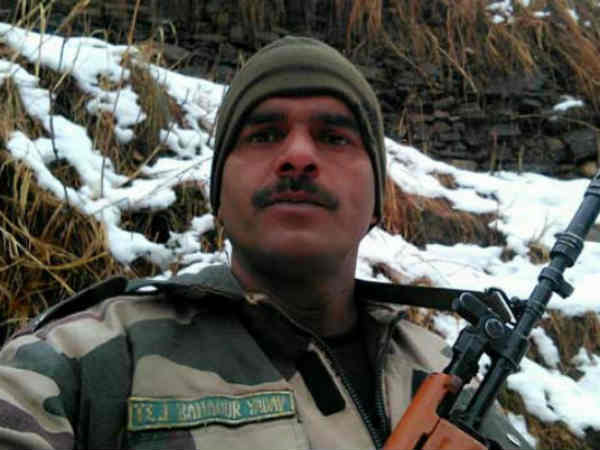 Dismissed Bsf Jawan Tej Bahadur Yadav Complained About Bad Food Son Found Dead