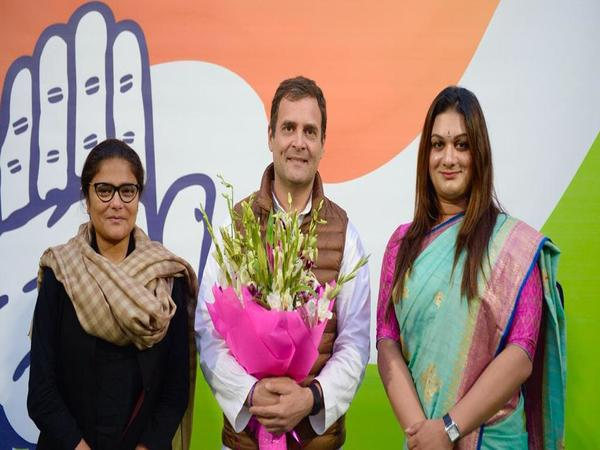 Apsara Reddy appointed Congresss first transgender National General Secretary