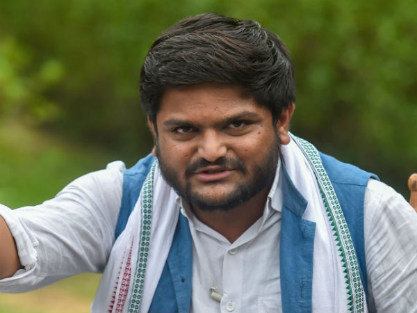 Hardik Patel calls reservation to upper caste is election gimmick