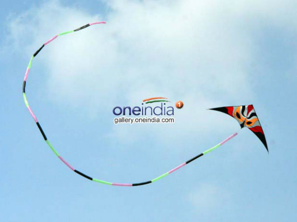 Kite Festival in Hubballi on January 22 and 23