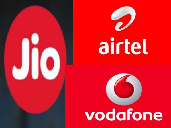 Vodafone Idea , Bharti Airtel shares dip on weak subscriber data