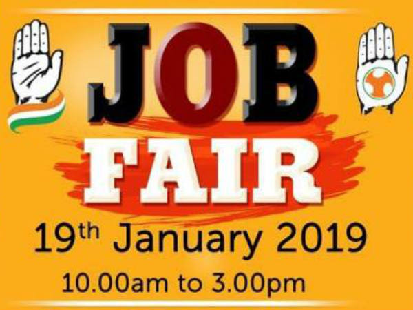 Job Fair In Bengaluru On January 19