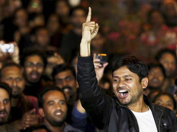 Delhi police filed 1200 pages charge sheet against Kanhaiya Kumar and others