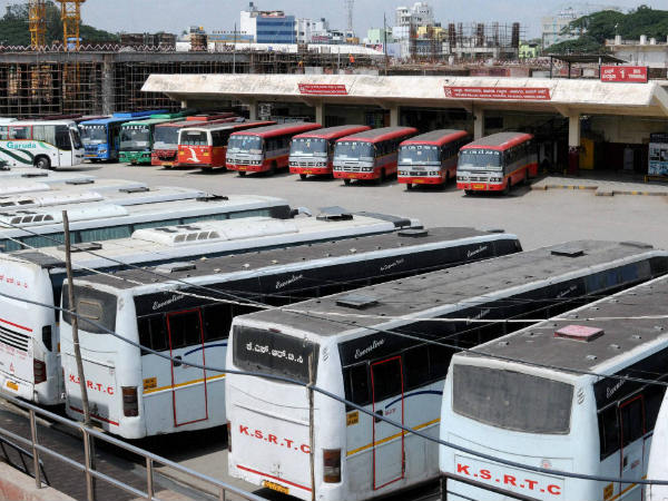 Karnataka state transport body adds ramps in buses to make entry easy