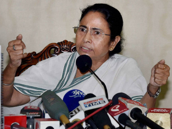 Which parties will be participated in Mamata Banerjees rally?