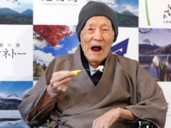 World S Oldest Man Masaza Nonaka Dies In Japan At Age 113