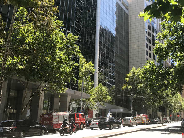 Suspicious Package Found In Indian Consulate In Melbourne Australia