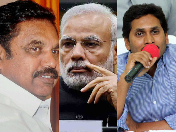 AIADMK and Jagan Reddy cannot save Modi: India Today Mood of the Nation poll